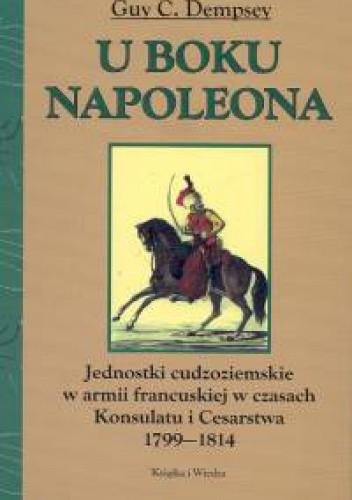 Okładka książki U BOKU NAPOLEONA