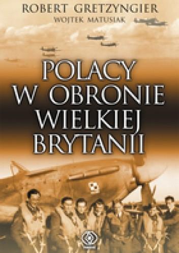 Okładka książki Polacy w obronie Wielkiej Brytanii