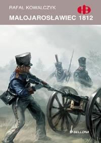 Okładka książki Małojarosławiec 1812