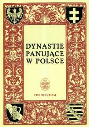 Okładka książki Dynastie panujące w polsce