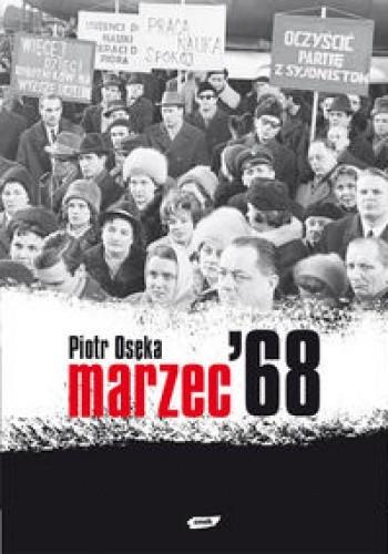 Okładka książki Marzec'68