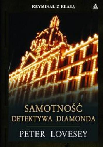 Okładka książki Samotność Detektywa Diamonda