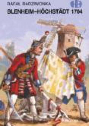 Okładka książki Blenheim-Höchstädt 1704