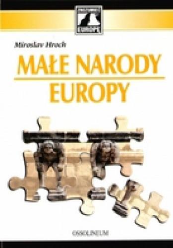 Okładka książki Małe narody Europy