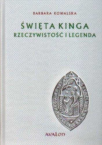 Okładka książki Święta Kinga Rzeczywistość i legenda
