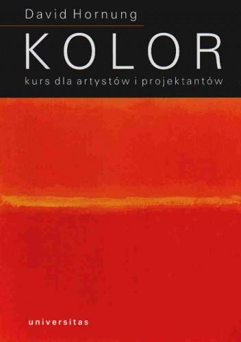 Okładka książki Kolor Kurs dla artystów i projektantów
