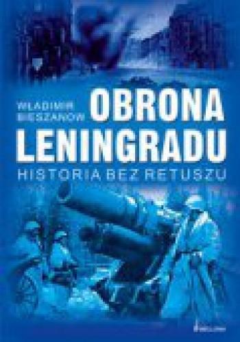 Okładka książki Obrona Leningradu