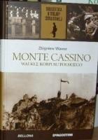 Monte Cassino Walki 2 Korpusu Polskiego.