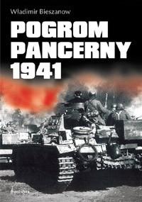Okładka książki Pogrom pancerny 1941 roku