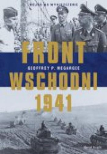 Okładka książki Front Wschodni 1941