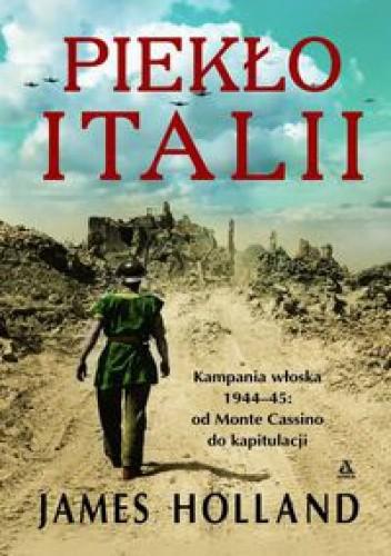 Okładka książki Piekło Italii