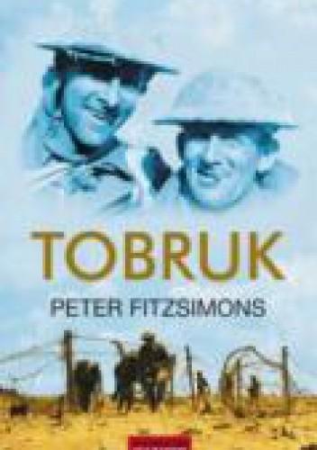 Okładka książki TOBRUK
