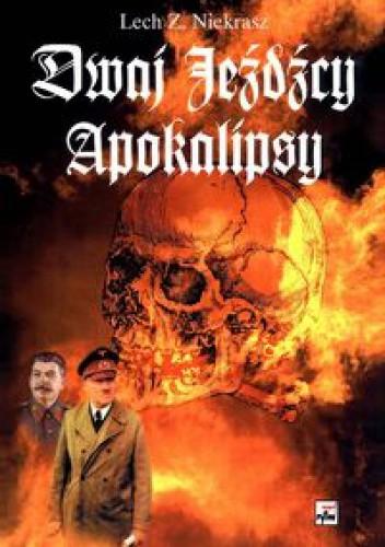 Okładka książki Dwaj jeźdźcy Apokalipsy. Stalin i Hitler: biografia porównawcza