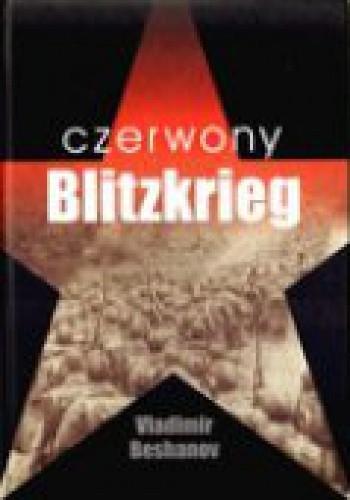 Okładka książki Czerwony Blitzkrieg
