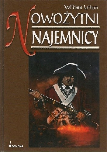 Okładka książki Nowożytni najemnicy