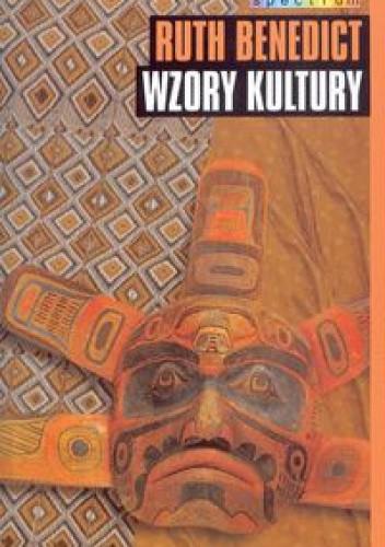 Okładka książki Wzory kultury
