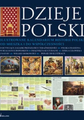 Okładka książki Dzieje Polski