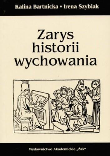 Okładka książki Zarys historii wychowania