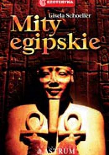 Okładka książki Mity egipskie