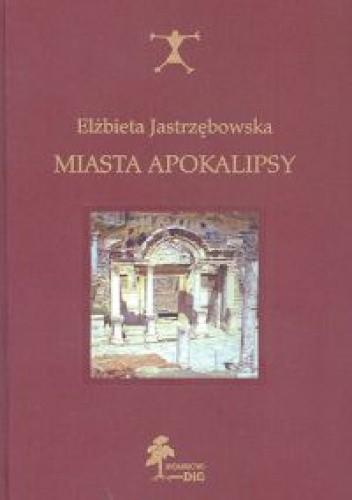 Okładka książki Miasta Apokalipsy