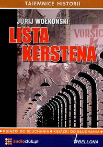 Okładka książki Lista Kerstena