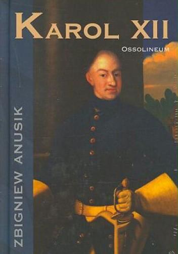 Okładka książki Karol XII