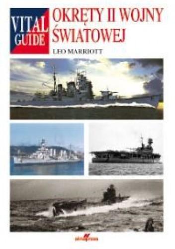 Okładka książki Okręty II wojny światowej
