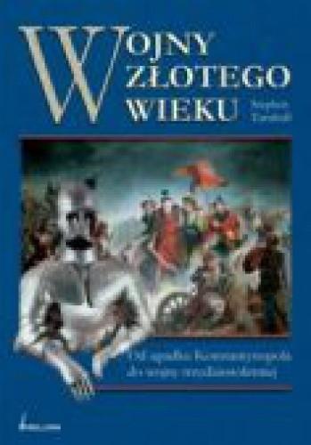 Okładka książki Wojny złotego Wieku