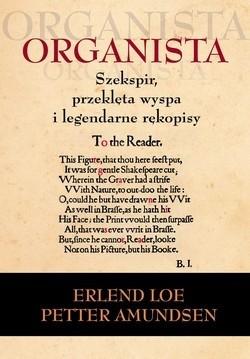 Okładka książki Organista