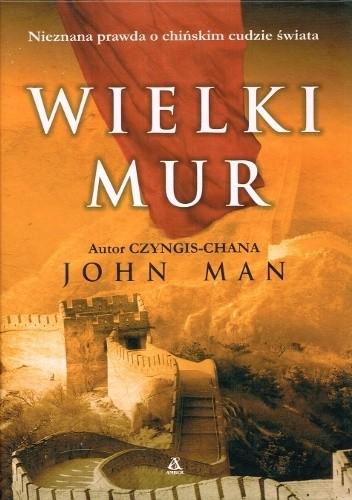 Okładka książki Wielki Mur