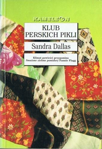 Okładka książki Klub perskich pikli