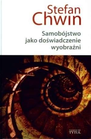 Okładka książki Samobójstwo jako doświadczenie wyobraźni