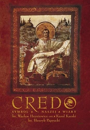 Okładka książki Credo: Symbol naszej wiary