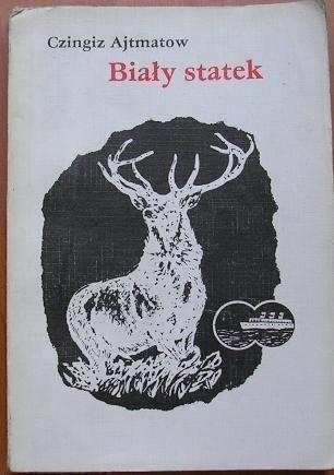 Okładka książki Biały statek