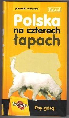Okładka książki Polska na czterech łapach