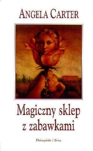 Okładka książki Magiczny sklep z zabawkami