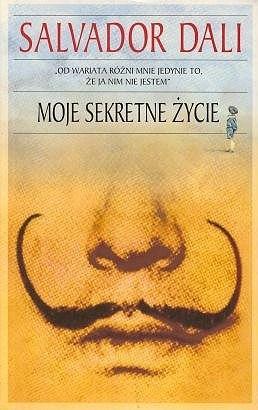 Okładka książki Moje sekretne życie