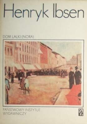 Okładka książki Dom Lalki (Nora)