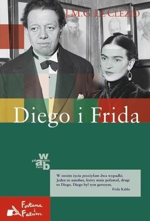 Okładka książki Diego i Frida