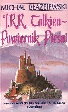 Okładka książki J.R.R. Tolkien - Powiernik Pieśni