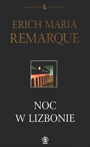Okładka książki Noc w Lizbonie