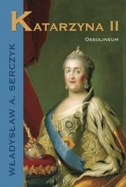 Okładka książki Katarzyna II