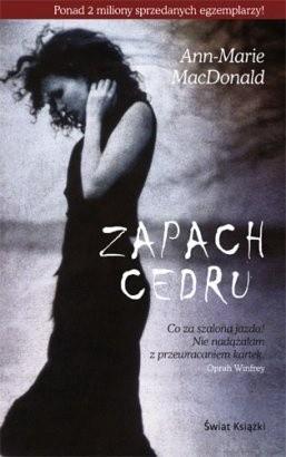 Okładka książki Zapach cedru