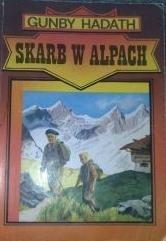 Okładka książki Skarb w Alpach