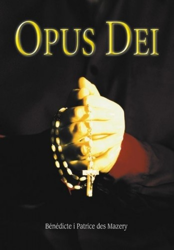 Okładka książki Opus Dei