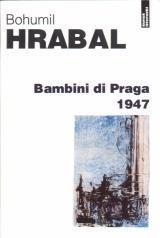 Okładka książki Bambini di Praga 1947