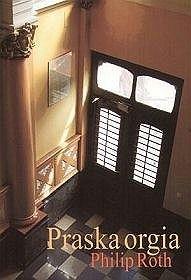 Okładka książki Praska orgia