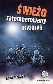 Okładka książki Świeżo zatemperowany scyzoryk