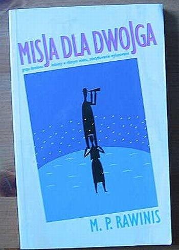 Okładka książki Misja dla dwojga