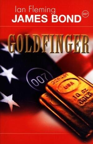 Okładka książki Goldfinger